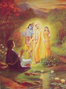 Lord Chaitanya is Radha and Krsna Combined.