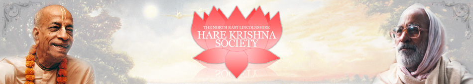 The North East Lincolnshire Hare Krishna Socie