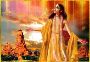 Lord Sri Caitanya Mahaprabhu (Sriman Mahaprabu)