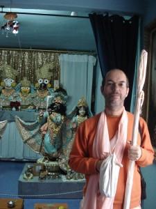 Sripad Bhaktivedanta Suddhadvaiti Swami