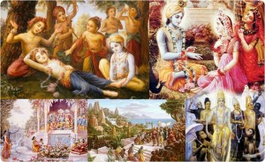 Impressions of the Spiritual World from Vedic descriptions