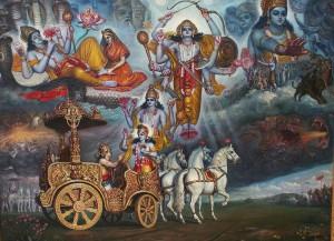 Arjuna said: