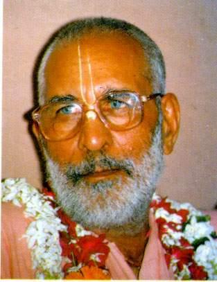 Srila Bhaktivedanta Narayana Maharaja