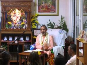 Sripad Bhaktivedanta Madhava Maharaj