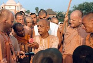 Srila Bhaktivedanta Swami Prabhupada