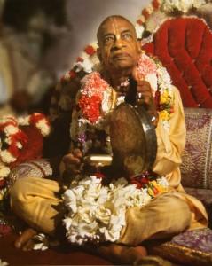 His Divine Grace Srila Bhaktivedanta Swami Prabhupada
