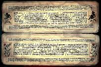 Two Pages Of The Ancient Vedas