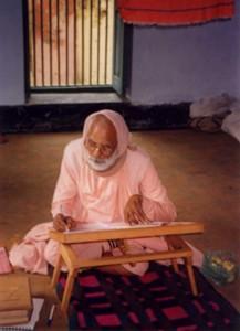 India-writing