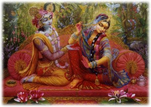 Sri Sri Radha And Krishna.