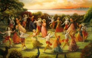 The Rasa Dance
