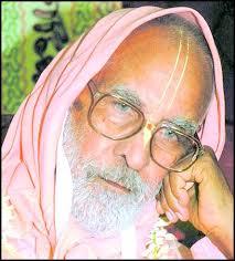 Nitya lila pravista om visnupada paramahamsa parivrakajacarya astottara sata Sri Srimad Bhaktivedanta Narayana Gosvami Maharaja