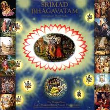 The Ancient Srimad Bhagvatam