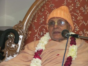 Pujapad Bhakti Vigyan Bharati Maharaja