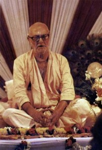 Srila B.R. Sridhar Maharaja
