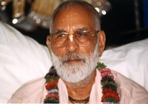 Tridandisvami Sri Srimad Bhaktivedanta Narayana Maharaja the author