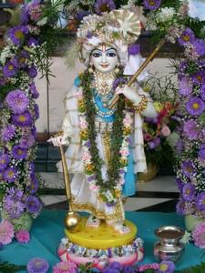 Deity of Lord Balarama