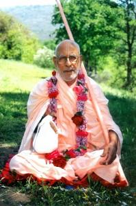 Tridandisvami Sri Srimad Bhaktivedanta Narayana Maharaja