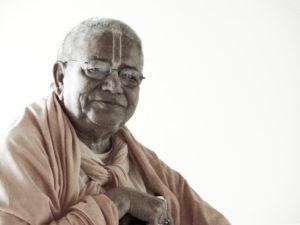 Srila Bhakti Sundar Govinda Dev-Goswami Maharaj the author.