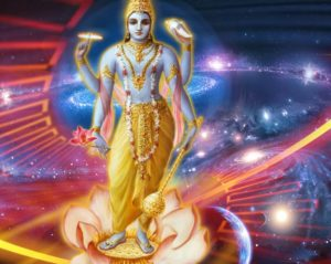 God is the Supersoul inside everyone heart.