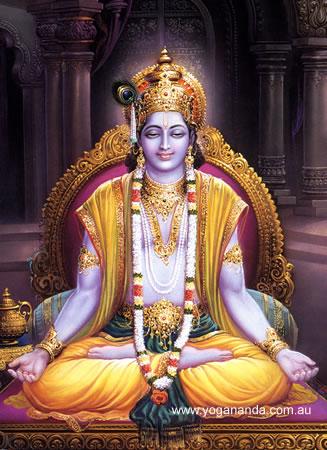 Lord Krishna Bhagavan