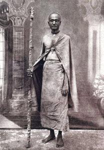 Srila Bhaktisiddhanta Sarasvati Thakura was a true holy sadhu