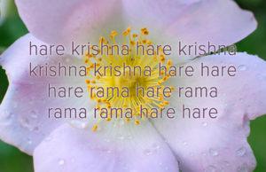 LORD CHAITANYA SPEAKS OF THE HARE KRISHNA MAHA MANTRAS